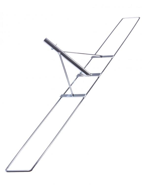 Floorstar   Halter für Feuchtwischmopps   Starr   HF160