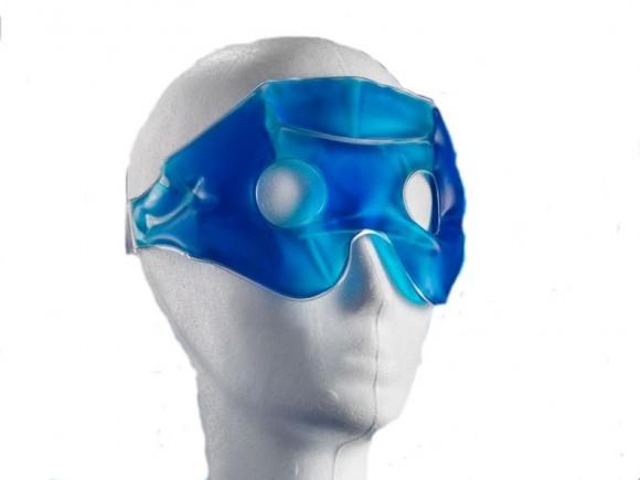 Migränemaske | Augenmaske | Kalt-Warm-Kompresse