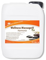 KK Wellness Massageöl Harmonie 5 Liter Kanister