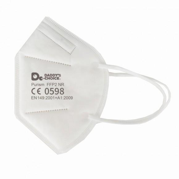 Feinstaubmaske FFP2 | CE-zertifiziert | 20 Stück/ Box | ohne Ventil