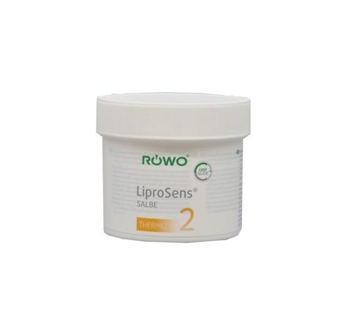 RÖWO® LiproSens® Salbe | Thermo 2 | Spezialsalbe | 150 ml Dose