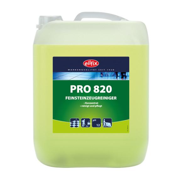 Eilfix® PRO 820 Feinsteinzeugreiniger | 10 Liter Kanister