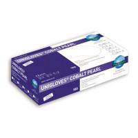 Unigloves Nitrilhandschuhe COBALT PEARL XS-XL 100 Stück/ Box Box mit 100 St. / 5-6 x-small