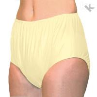 Suprima   PVC Inkontinenz-Slip   Unisex   Größe 34-54   Schlupfform   Softgelb   1205 gelb / 34