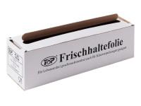 TOP® Frischhaltefolie | 30 cm x 300 m | Rolle im Spenderkarton