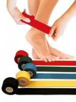 KK Sporttape 3,8 cm | verschiedene Farben | 10 m Rolle grün / Rolle