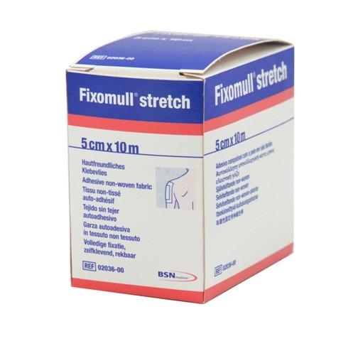 Fixomull® stretch Verbandfixierung 5 cm x 10 m Rolle