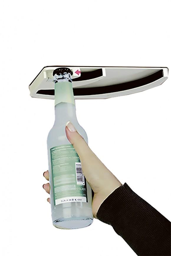 Sundo | Universal-Verschlussöffner | Kunststoff | Weiß | 22400