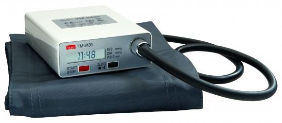 boso TM-2430 PC 2 24h-Blutdruckmessgerät inklusive PC-Software und Verbindungskabel